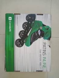 Vendo roller oxer monster abec 7