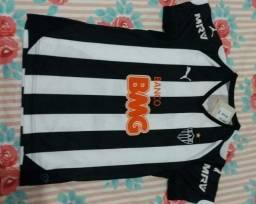 Camisa atlético feminina Puma Ronaldinho