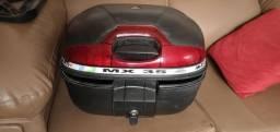 Baú traseiro de moto usado 35 litros