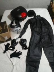 Kit para motoqueiro
