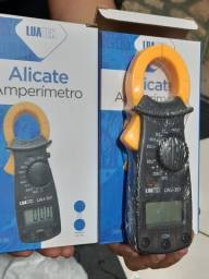 Alicate Amperímetro Luatek Lwj-301
