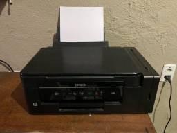 Impressora Epson l395 com buckink Wi-Fi Perfeita
