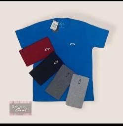 Título do anúncio: Camisa Básica da Oakley Primeira Linha