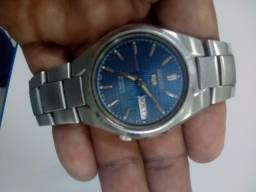 Relógio SEIKO 5 automático masculino Original