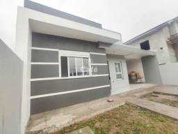 Título do anúncio: Casa no bairro parque Pinheiro machado 02 dormitórios 02 vagas de garagem.