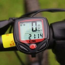 Título do anúncio: Velocimetro Bike Bicicleta Com Fio À Prova D'água, até 12x no cartão