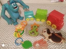 Lote brinquedos