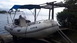 Barco Zefir 420 sport