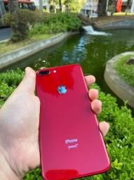 IPHONE 8 PLUS RED - 256gb