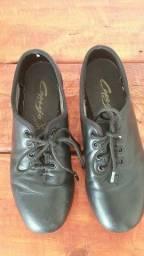 Sapato de Sapateado Capezio