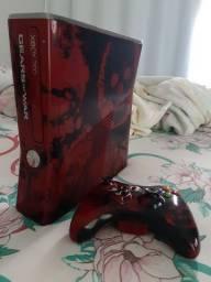Xbox 360 slim edição gears of war HD 320GB original