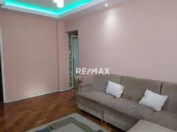 Título do anúncio: Apartamento com 2 dormitórios para alugar, 45 m² por R$ 1.300,00/mês - Alto - Teresópolis/