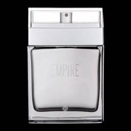 Empire é uma fragrância que se revela. Novo e lacrado