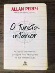 Livro O Turista Interior de Allan Percy