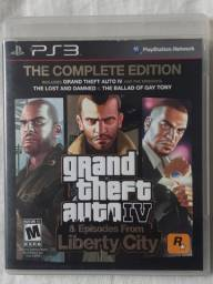 Gta iv the complete edition Ps3