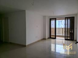 Apartamento com 3 suítes à venda, 113 m² por R$ 1.100.000 - Meireles - Fortaleza/CE