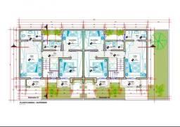 Casa à venda com 3 dormitórios em Rfs, Ponta grossa cod:1599