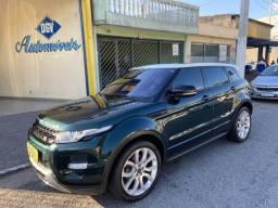RANGE ROVER EVOQUE 2013/2013 2.0 DYNAMIC 4WD 16V GASOLINA 4P AUTOMÁTICO
