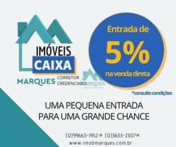 Casa Da Caixa em Piracicaba, Possibilidade de 5% apenas de entrada