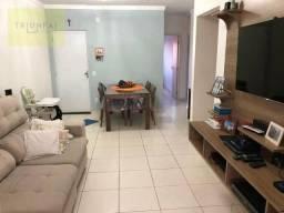 Casa com 2 dormitórios à venda, 80 m² por R$ 310.000