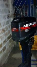 Motor de polpa mercúrio 15HP