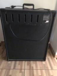 Caixa de som amplificadora wattsom pop line 200