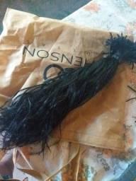 Vendo cabelo humano, 55/60 centímetros
