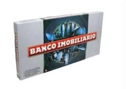 Banco Imobiliário Jogo Tabuleiro Tradicional