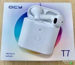 Fone de Ouvido QCY T7 TWS Bluetooth 5.0