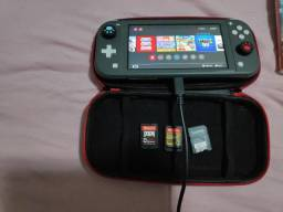 Título do anúncio: Nintendo switch lite