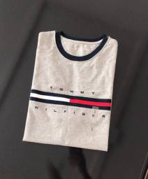 Camiseta Basica Tommy Hilfiger Original