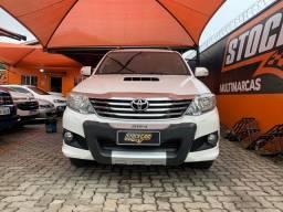 Hilux SW4 SRV 2013 automática diesel 7 lugares