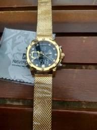 Relógio Masculino Naviforce 9172 Analógico Digital