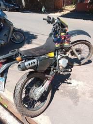 moto XR200 Honda