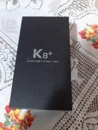 Lg k8 na caixa