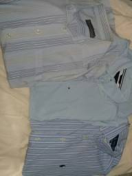 Três camisas social tám.M n.03