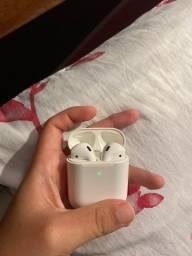 iphone apple sem fio airpods 2 aceito cartão