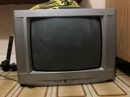 Doa se televisão funcionando