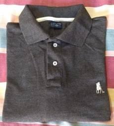 Camiseta Gola Polo adulto
