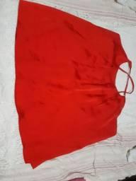5 Blusas  tamanho p