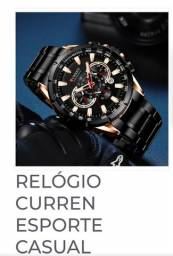 RELÓGIO CURREN ESPORTE CASUAL