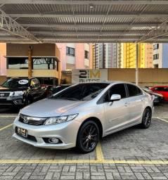 Honda Civic LXR 2.0 flex 2014/2014