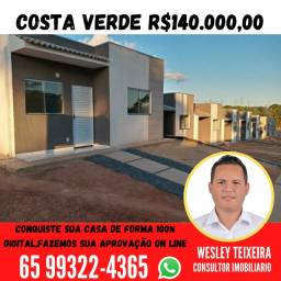 Casa Costa Verde Nova Asfalto