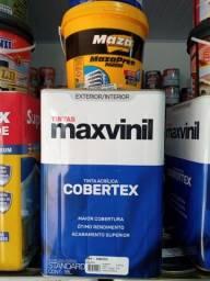 Combo ( 1 tint 18L maxvinil  +  1 impermeabilizante  3,6) na Cuiabá tintas