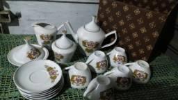 Jogo de chá completo