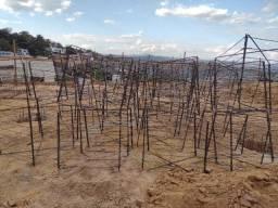 Fornecemos mão de obra de ferragens para construção civil