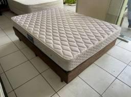 cama box casal American Flex