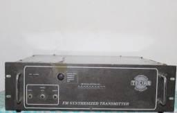 Transmissor Fm 100 watts - Valor 2000 reais