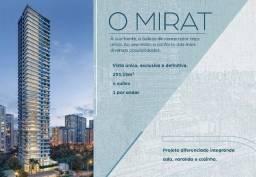 Apartamento 4 quartos na região do Horto - Mirat - Vista única e exclusiva