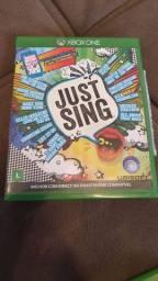 Jogo original Just Sing - Xbox One